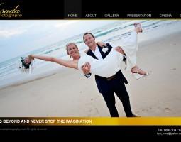 เว็บไซต์ ถ่ายภาพ  Wedding  Studio